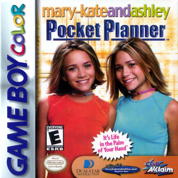 Mary Kate and Ashley: Pocket Planner
