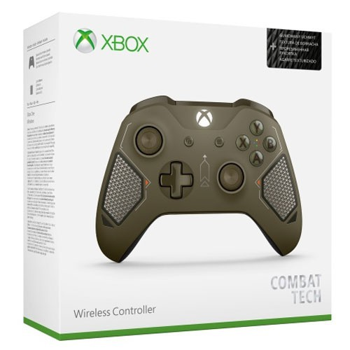 official Wireless gamepad #Combat Tech Edition [Microsoft]
