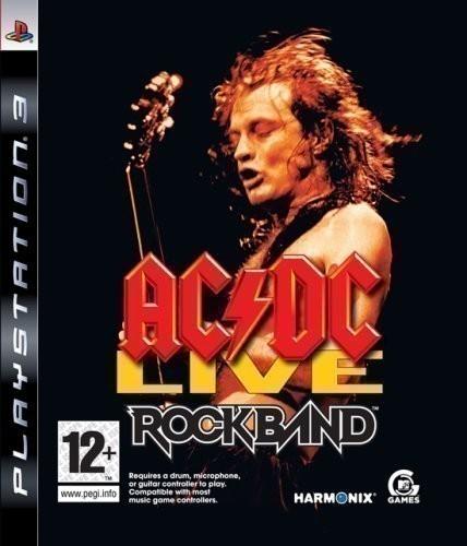 Rock Band: AC/DC Live