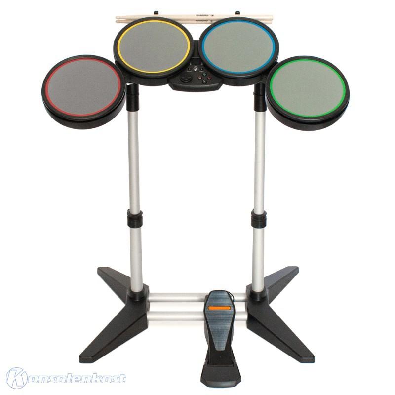 Rock Band: Drums / Schlagzeug