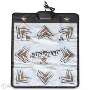 Tanzmatte / Dance Mat #We Dance StarMat [Nordic Games]