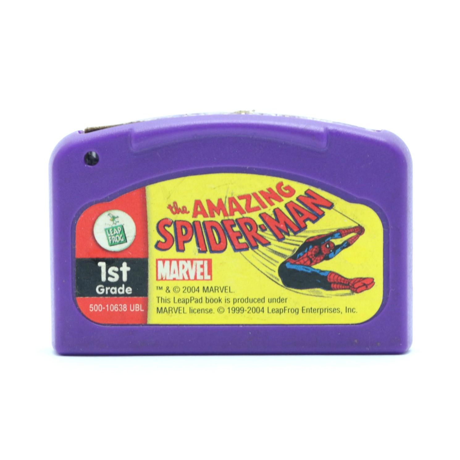 LeapPad 1st Grade The Amazing Spider-Man