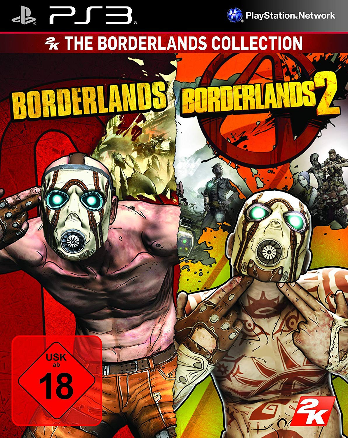 The Borderland Collection: Teil 1 & 2