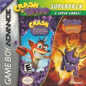 Crash & Spyro Super Pack