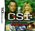 CSI: Crime Scene Investigation - Unsolved!