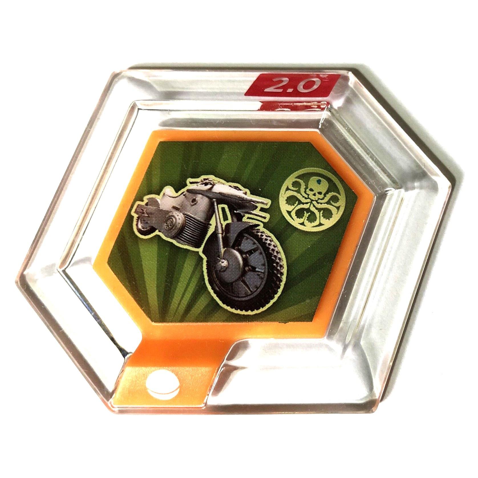 Bonus Münze / Power Disc - Hydra Motorcycle