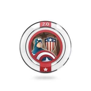 Bonus Münze / Power Disc - Sentinel of Liberty