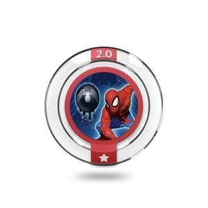 Bonus Münze / Power Disc - Alien Symbiote