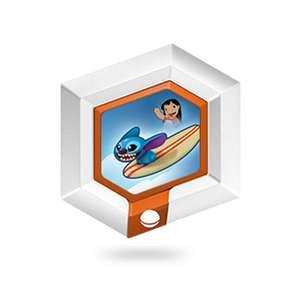 Bonus Münze / Power Disc - Hangin' Ten Stitch With Surfboard