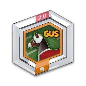 Bonus Münze / Power Disc - Gus the Mule