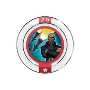 Bonus Münze / Power Disc - S.H.I.E.L.D. Helicarrier Strike