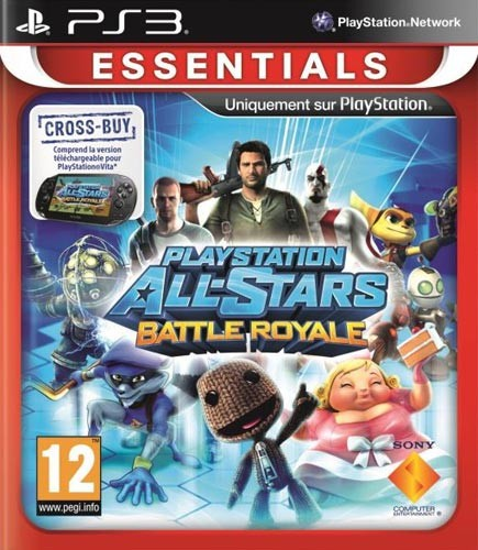 PlayStation All-Stars: Battle Royale [Essentials]