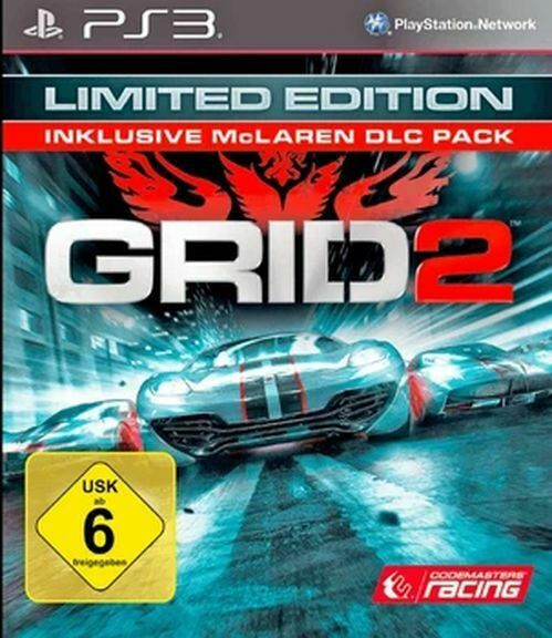 Grid 2 #Limited Edition