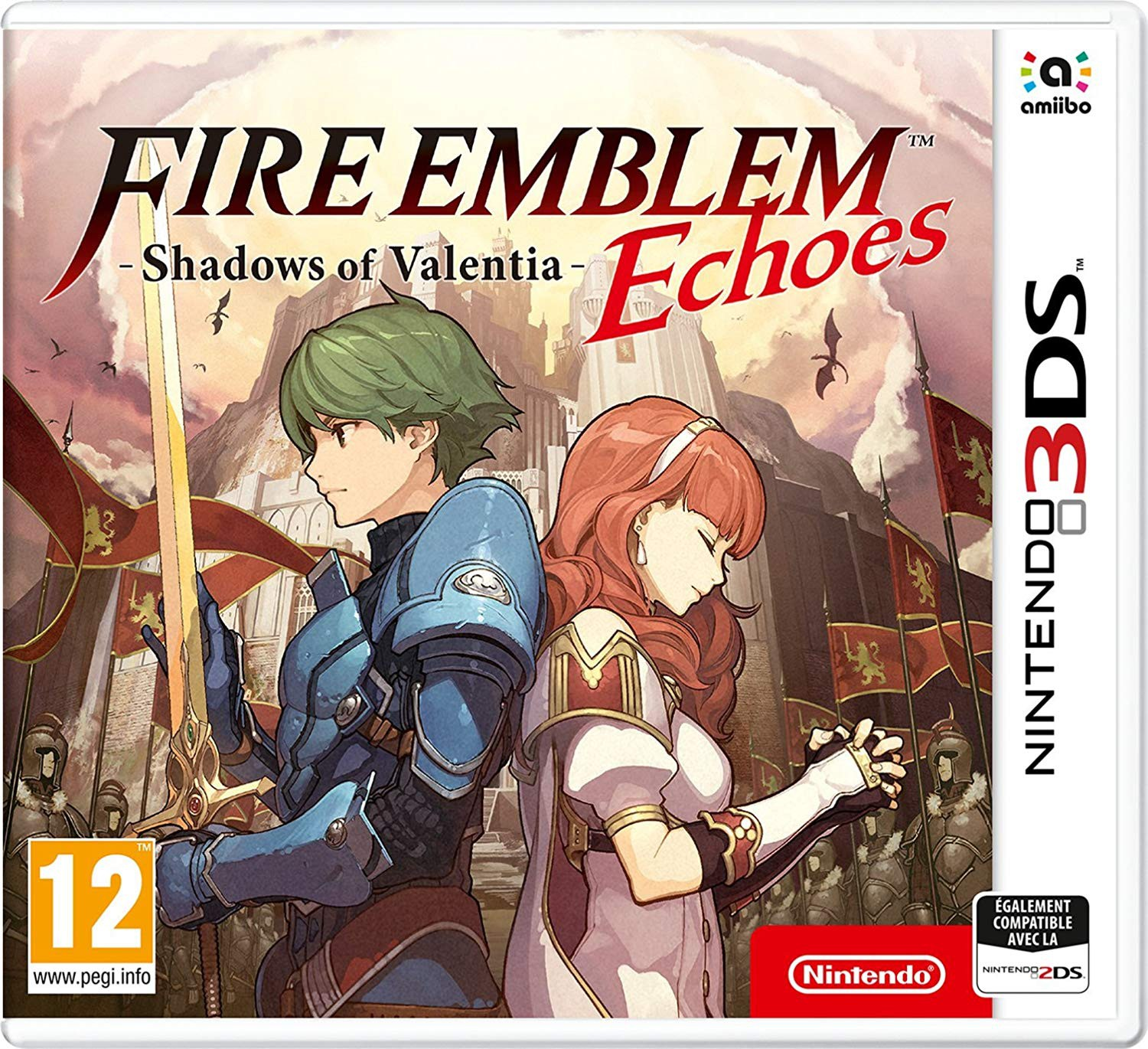 Fire Emblem: Shadows of Valentia - Echoes