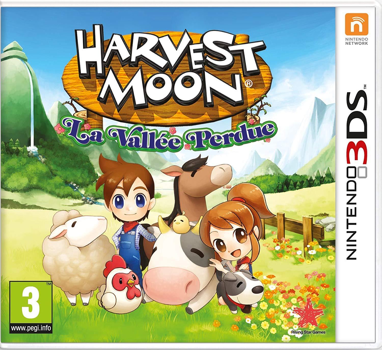 Harvest Moon: Das verlorene Tal / La Vallée Perdue