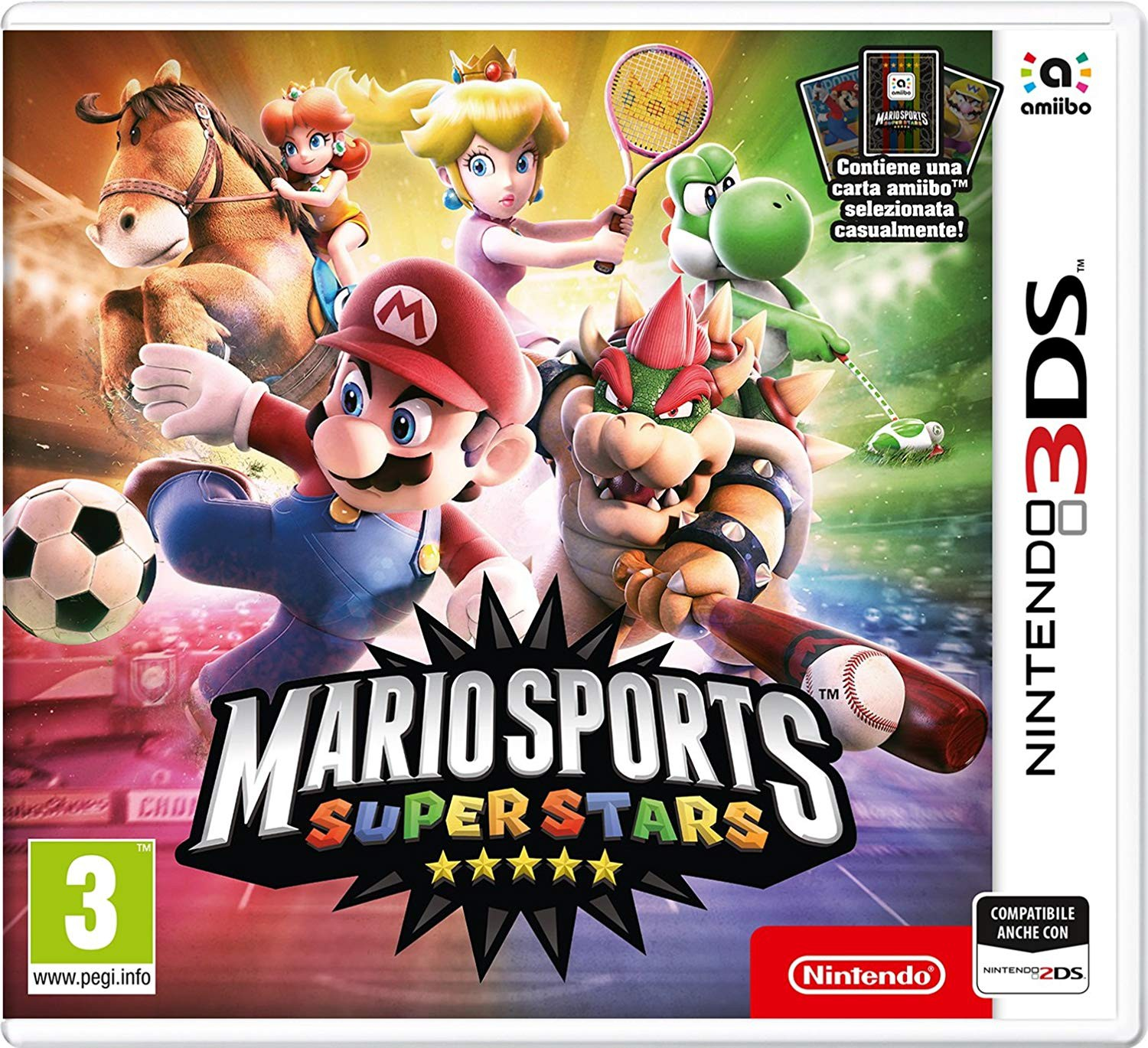 Mario Sports: Superstars
