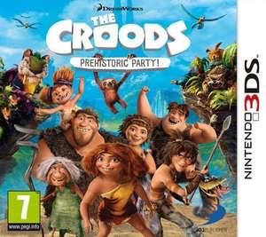 The Croods: Steinzeit Party / Fête Préhistorique!