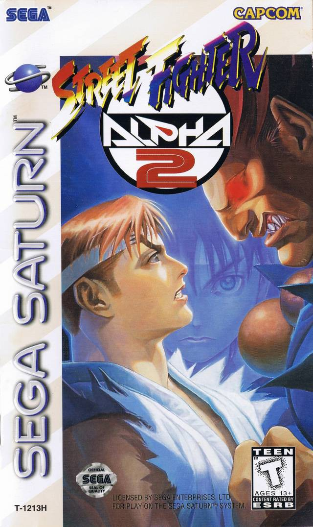 Street Fighter: Alpha 2