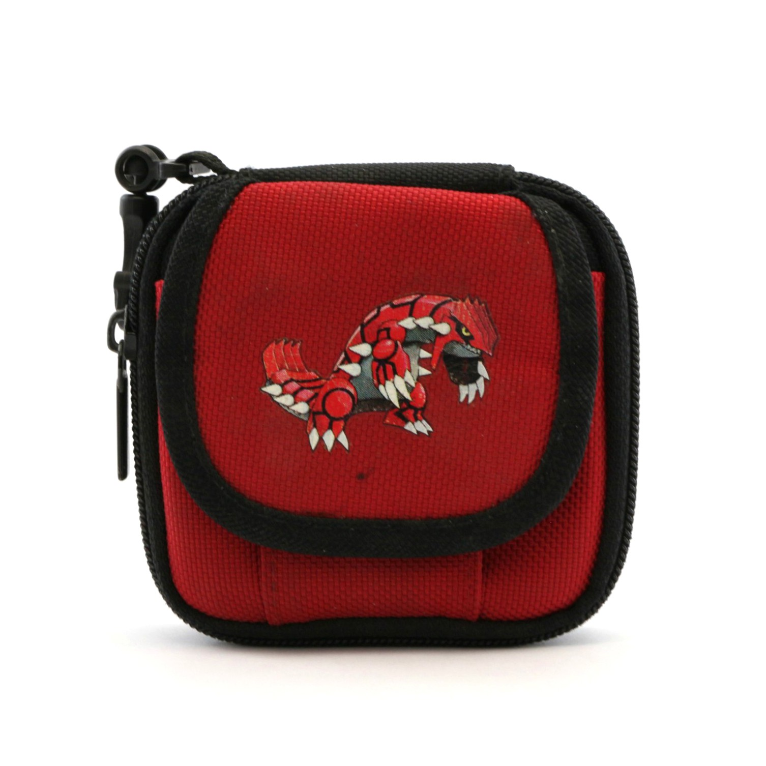 Original GBA SP Pokemon Tasche / Carry Case / Travel Bag #Rubin Edition / Ruby