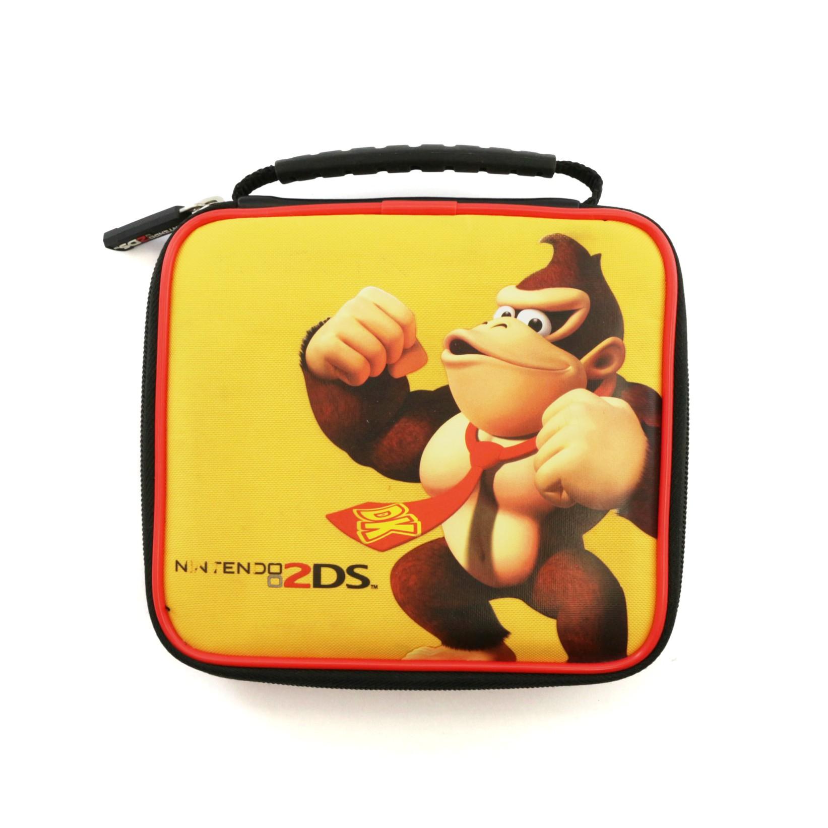 Original 2DS Donkey Kong Tasche / Carry Case / Travel Bag