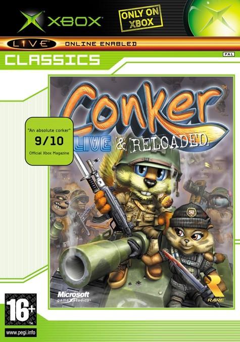 Conker: Live & Reloaded [Classics]