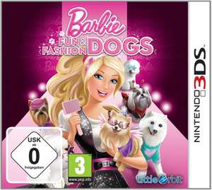 Barbie: Fun & Fashion Dogs / Groom and Glam Pups