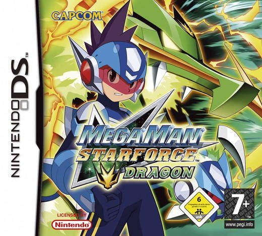 Mega Man Starforce: Dragon