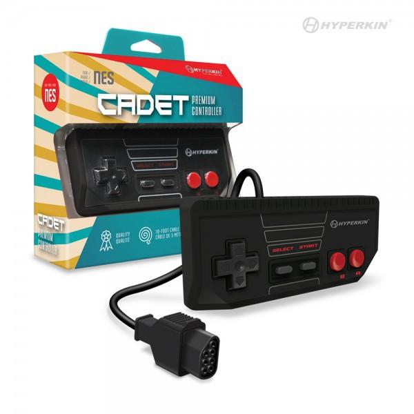 RetroN Cadet Premium Controller für NES #schwarz [Hyperkin]