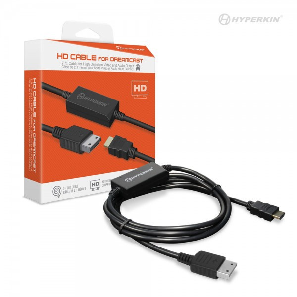 HDMI Kabel / HD Cable for Dreamcast [Hyperkin]