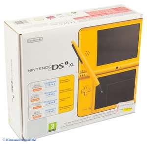 Konsole DSi XL #gelb + Netzteil