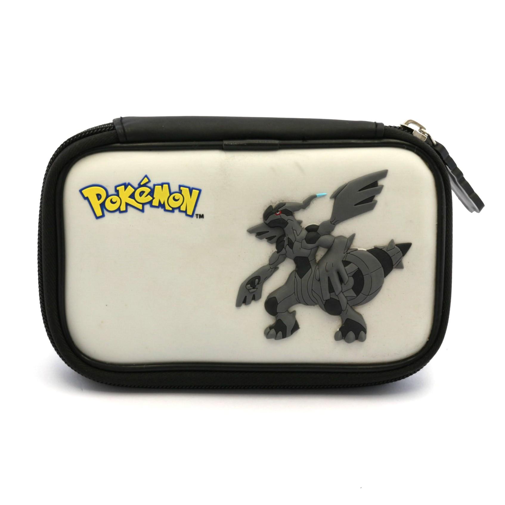 Original Tasche / Carry Case / Travel Bag #Pokemon Schwarz / Weiß / Reshiram / Zekrom
