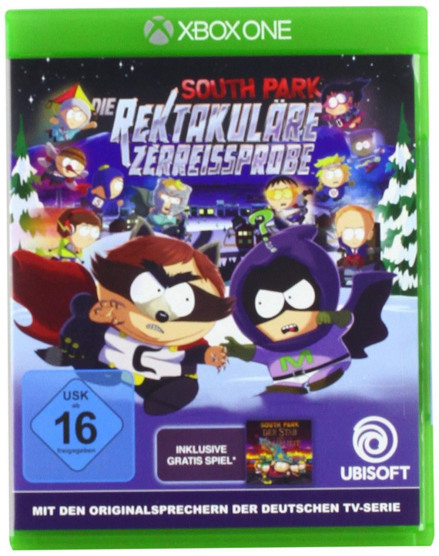 South Park: Die Rektakuläre Zerreissprobe #Deluxe Edition
