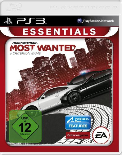 Need for Speed: Most Wanted 2012 [Essentials]