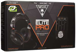 Headset Elite Pro #Tournament Pack [Turtle Beach]