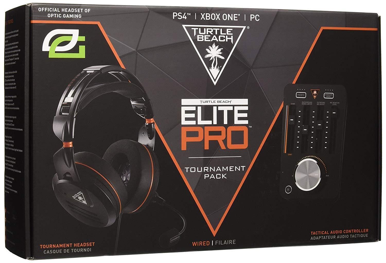 Headset Elite Pro #Tournament Pack [Turtle Beach]