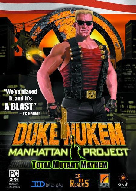 Duke Nukem Manhattan Project: Total Mutant Mayhem