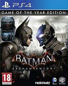 Batman: Arkham Knight #Edizione Game of the Year