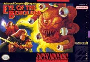 Advanced Dungeons & Dragons: Eye of the Beholder