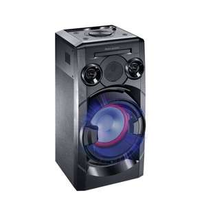 Mac Audio MMC 850 | High Power Sound System mit Bluetooth, USB, CD, FM #schwarz