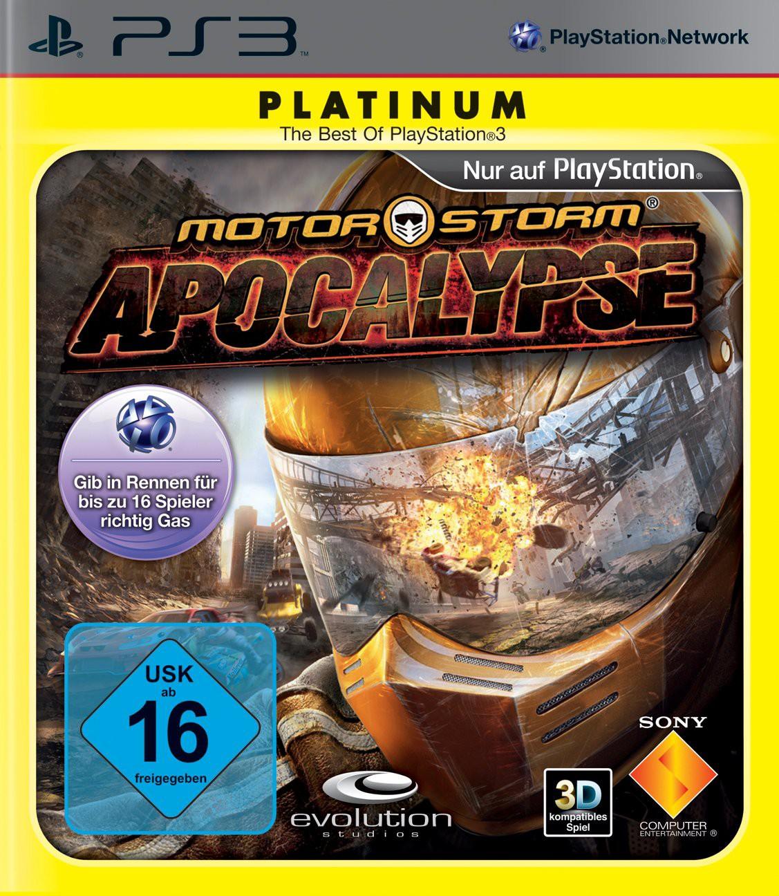 Motorstorm: Apocalypse [Platinum]