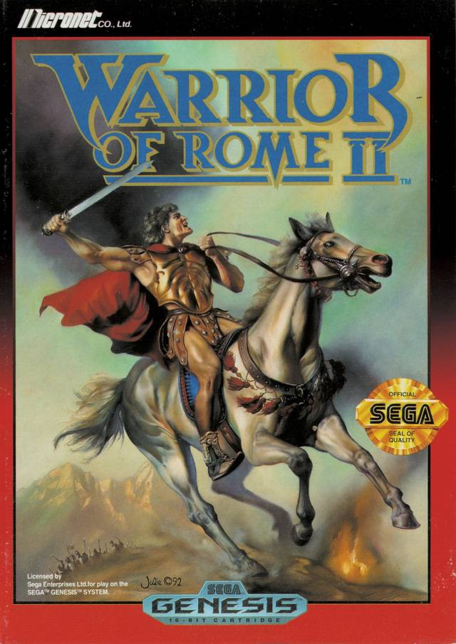 Warrior of Rome II