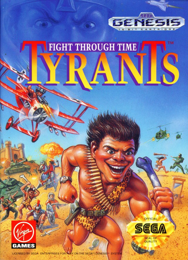 Tyrants: Fight Through Time