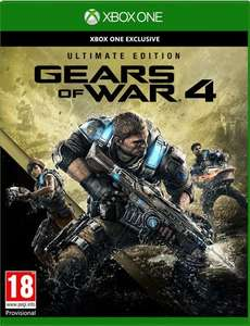 Gears of War 4 #Ultimate Edition