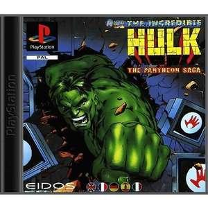 The Incredible Hulk - The Pantheon Saga