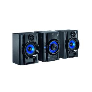 Mac Audio Mps 501 | 200 Watt HiFi-System mit DAB+, Bluetooth, USB, RDS #schwarz