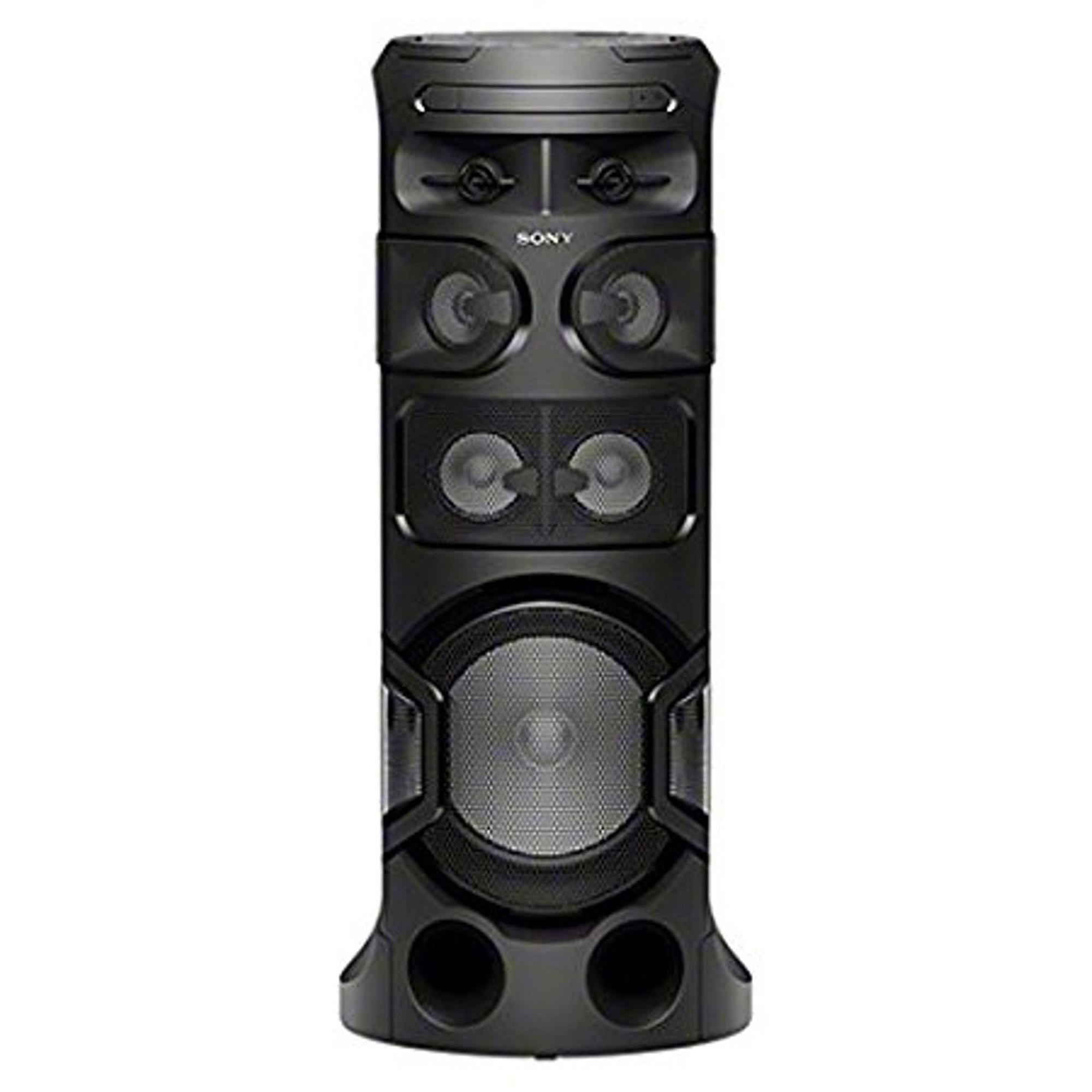 Sony MHC-V81D High Power Party Audio Musiksystem #schwarz