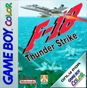 F-18 Thunder Strike