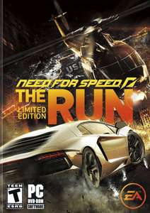Need for Speed: The Run #Limited Edition