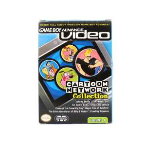 GBA Video: Cartoon Network Collection Vol. 1