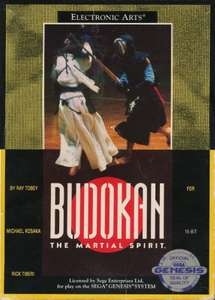 Budokan: The Martial Spirit